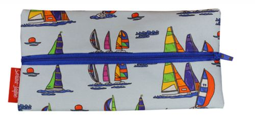 Selina-Jayne Sailing Limited Edition Designer Pencil Case